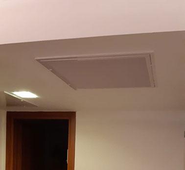 תיקון תקרה - עבודות גבס. הנדימן יכול הכל