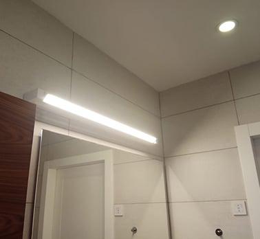 תליית גופי תאורה - הנדימן יכול הכל