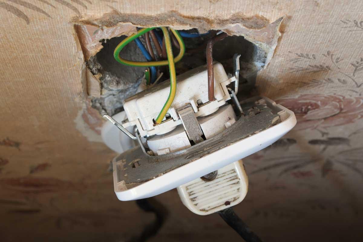 עבודות חשמל - הנדימן יכול הכל