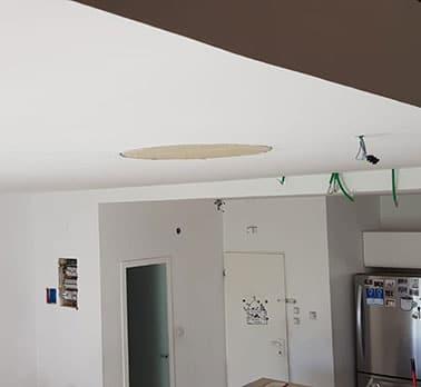 שיפוץ חלל מרכזי בדירה בראשון לציון