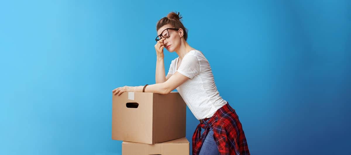 מעבר דירה לאחר גירושים - הנדימן יכול הכל