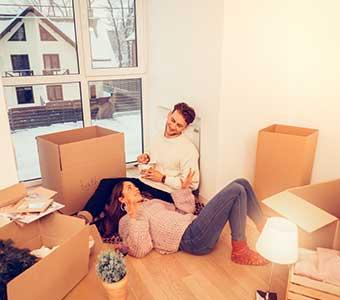 אריזה פריקה וסידור הבית למעבר דירה - הנדימן יכול הכל
